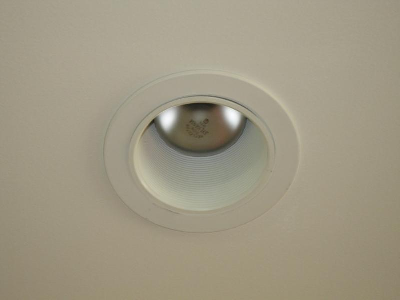 recessed light - Welcome to the Home of the Superhandyman!
